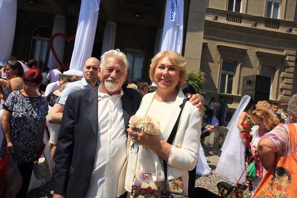 Slavoljub i Tatjana Spasić