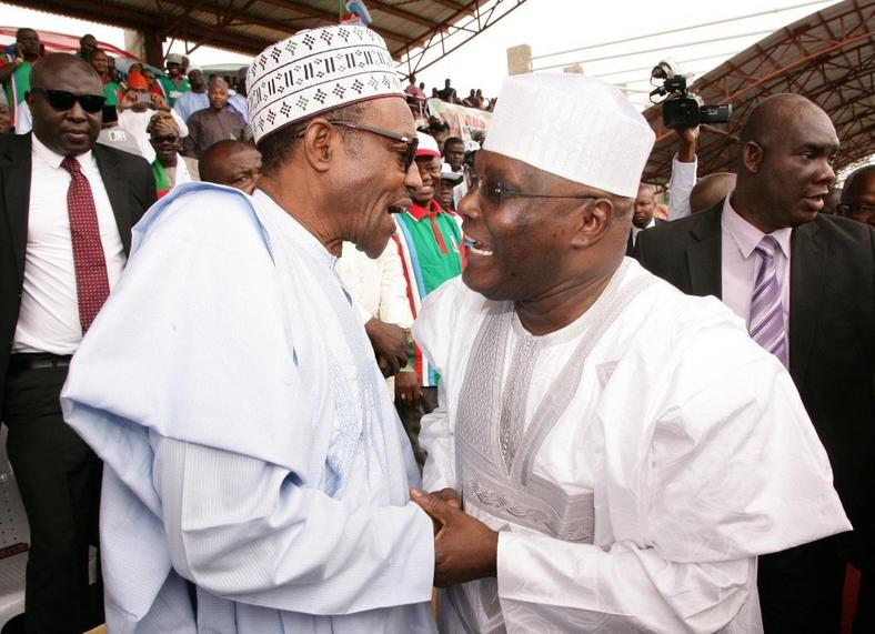 Atiku was one of the major supporters of Buhari when he won in 2015. Both have since fallen out