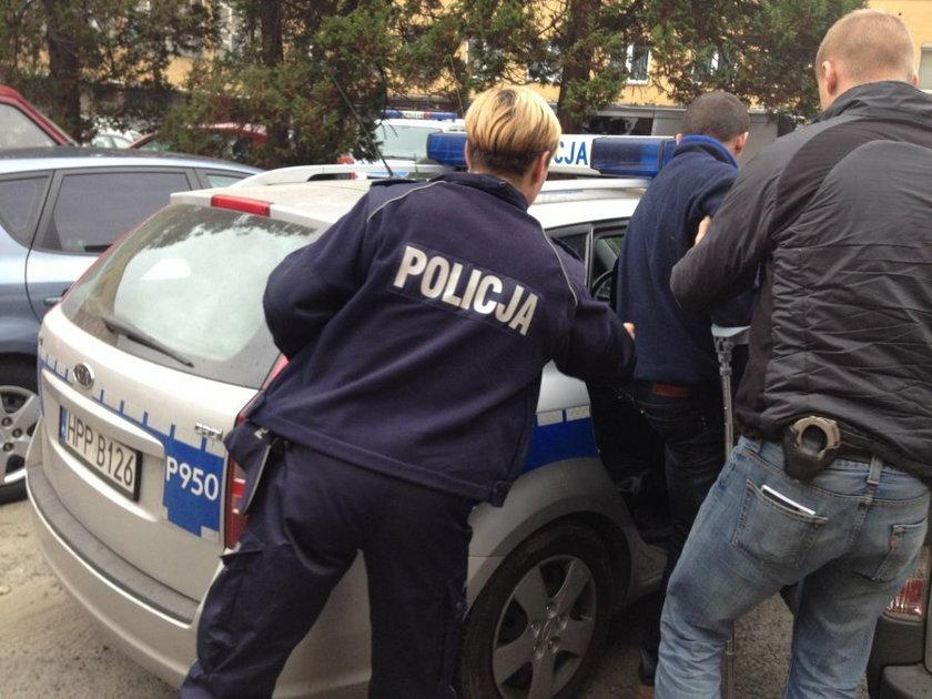 Policja złapała wandali z Bielska-Białej