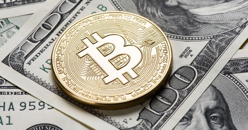 Kurs jednego bitcoina przekroczył 2,2 tys. dol.