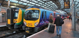 Przez otyłych pociągi będą miały szersze siedzenia!