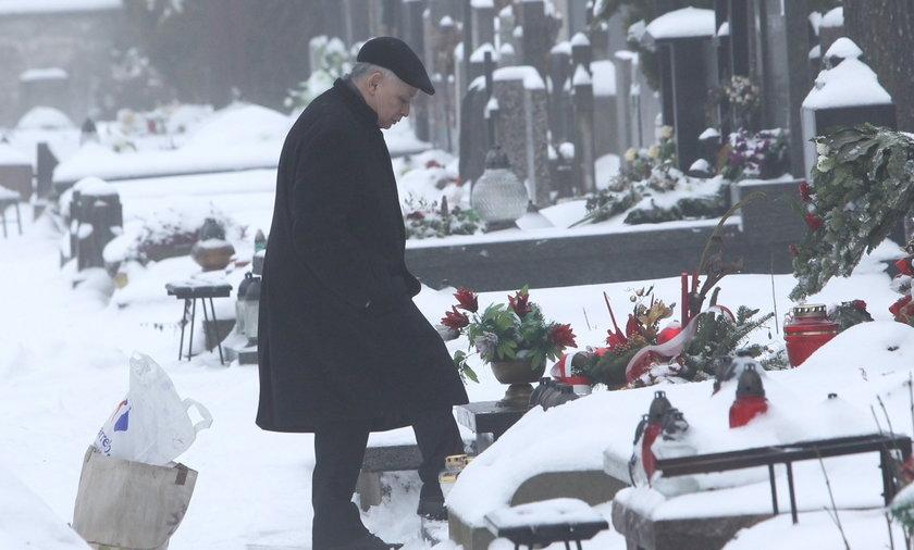 Smutne święta Kaczyńskiego.