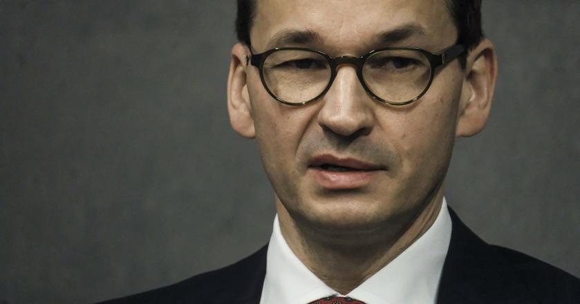 Mateusz Morawiecki krytykuje Nord Stream 2. Uważa, że gazociąg przez Bałtyk jest niepotrzebny i szkodliwy