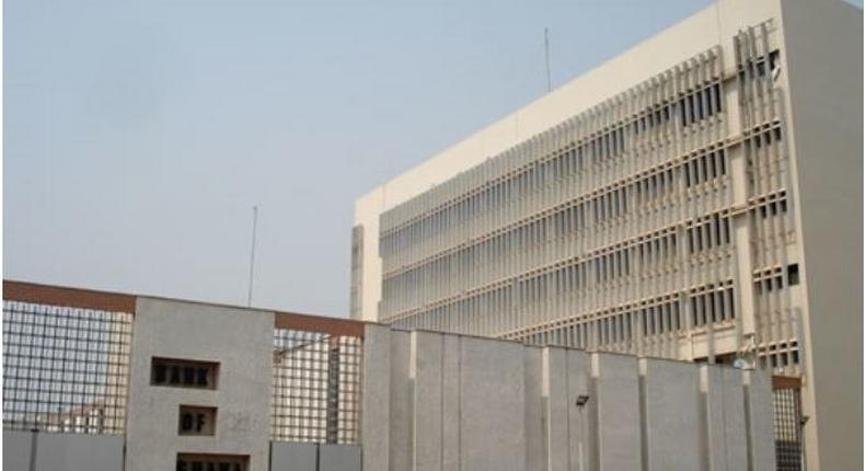 The Bank of Ghana