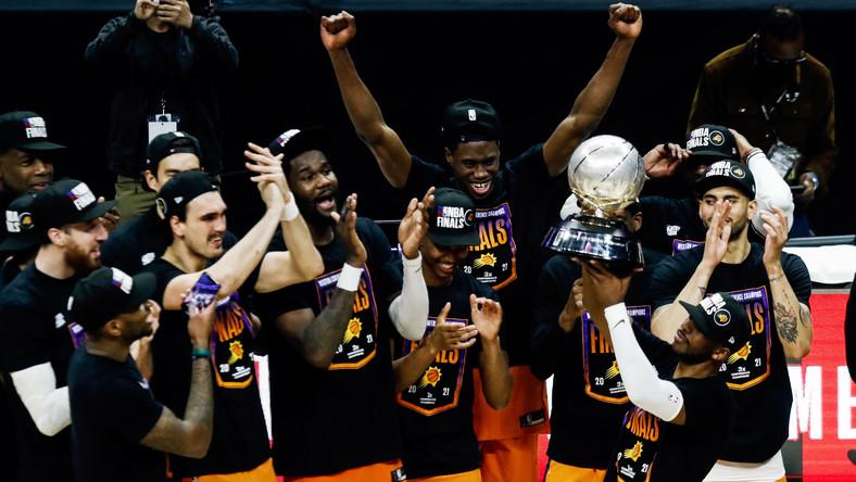 Koszykarze Phoenix Suns