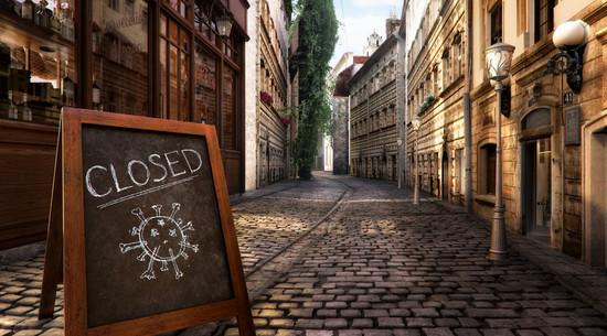 Pozwy przedsiębiorców za lockdown nie zalały rządu