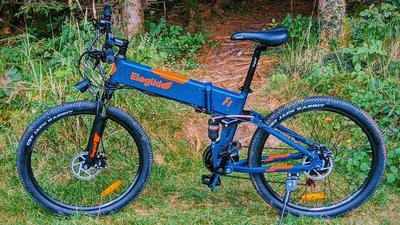 Billig & geil: E-Mountainbike Eleglide F1 für 700 Euro im Test