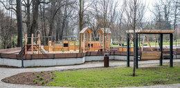 Nowy park kieszonkowy: Ogród nad Sudołem zaprasza krakowian