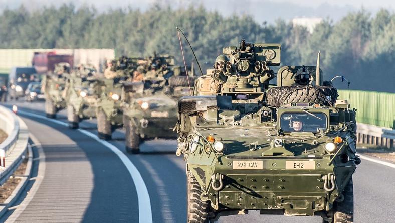 W pikniku w Piotrkowie Trybunalskim brali udział żołnierze Sojuszu Północnoatlantyckiego z USA, Wielkiej Brytanii, Rumunii i Polski.