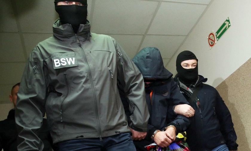 Strzelanina w Łodzi. Sąd aresztował policjanta, który strzelał do znajomego żony