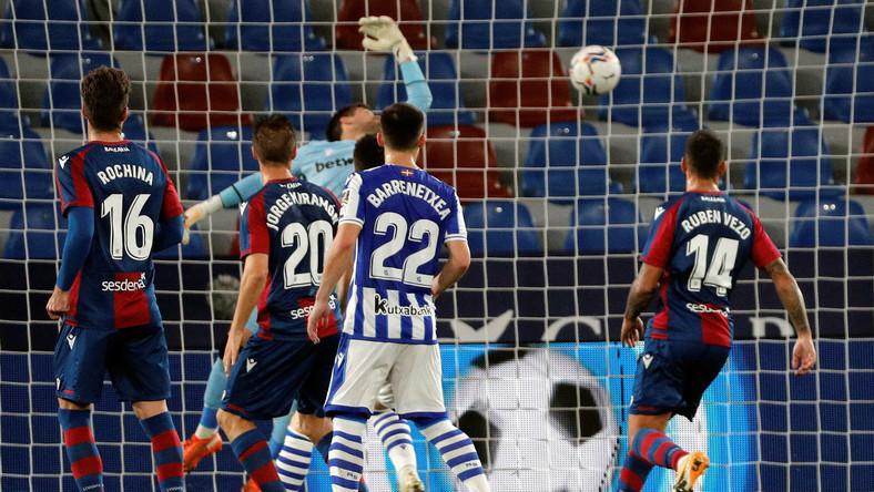 Levante UD vs Real Sociedad