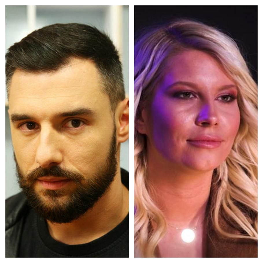 Nemanja Stevanović i Dea Đurđević