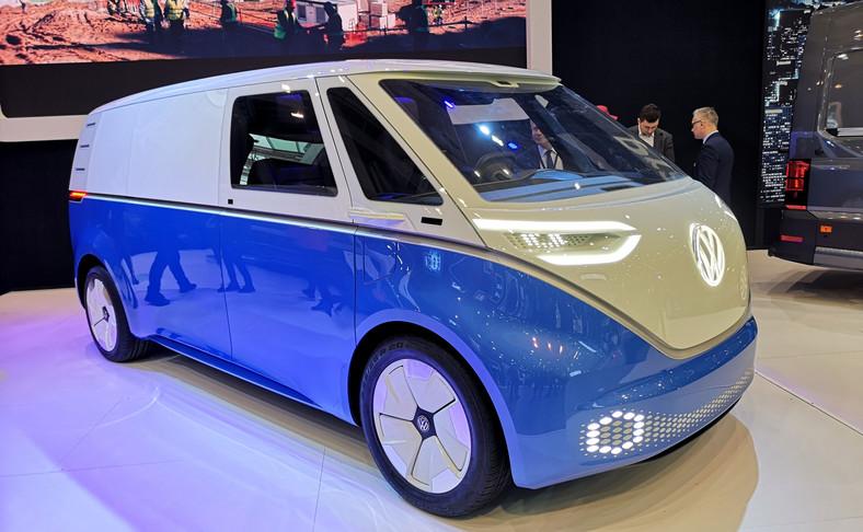 Volkswagen ID. BUZZ Cargo