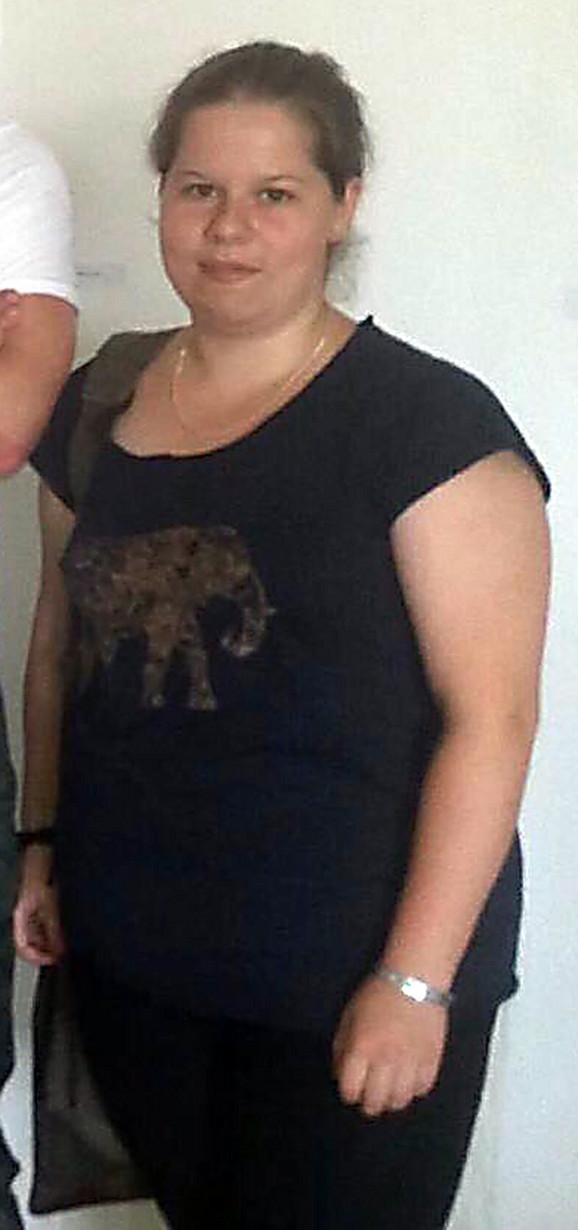 Martina je pre tri godine imala 87 kilograma, a kako kaže, nije počela da mršavi zbog drugih već zbog sebe.