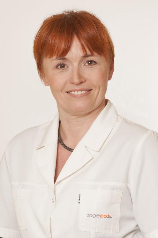 dr Alina Blacha, szpital Żagiel Med w Lublinie