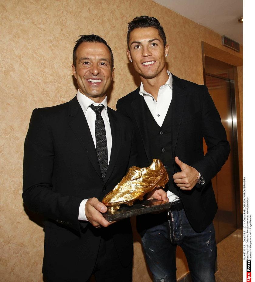Menedżer Cristiano Ronaldo ujawnia plany na przyszłość swojego klienta
