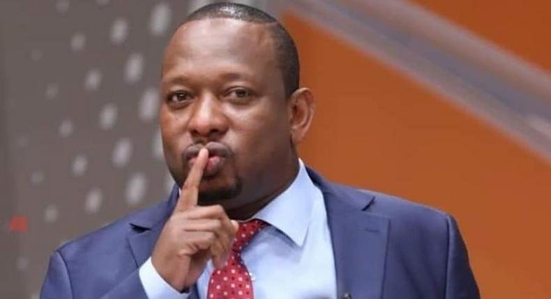 Pray for me I'm not getting sleep - Nairobi Governor Mike Sonko pleads as govt goes after his wealth