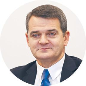 Prof. Jacek Semaniak rektor Uniwersytetu Jana Kochanowskiego w Kielcach