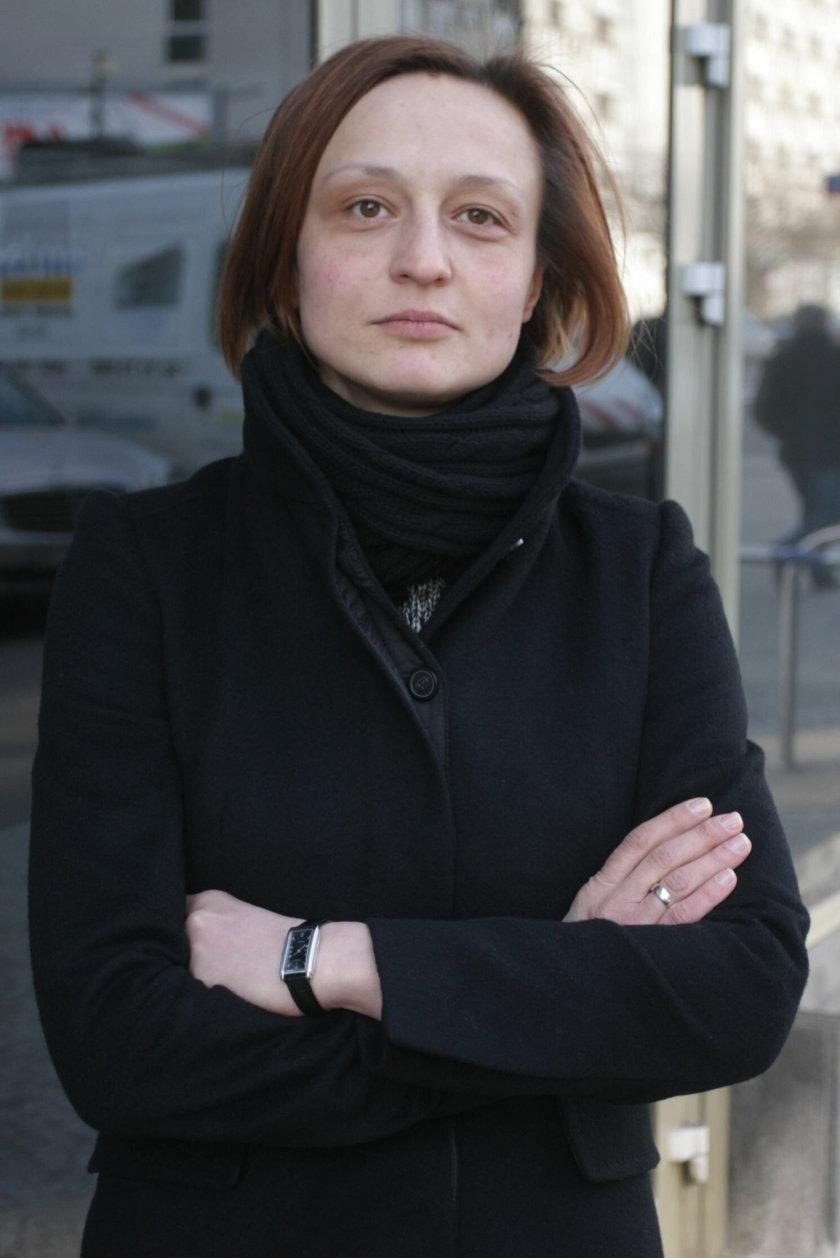 Magdalena Potocka z ZTM