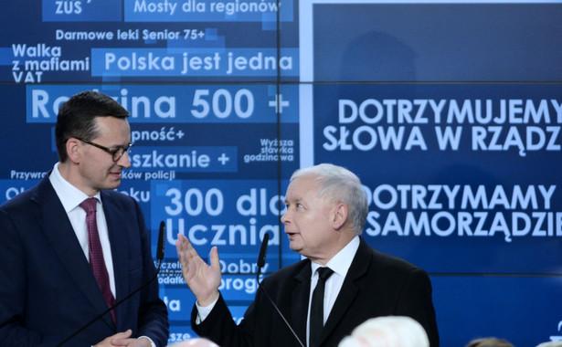 Zza kulis pisowskiej kampanii padały twierdzenia, że na przykład problemem jest kiepska jakość prawicowych list, spowodowana również odpływem części doświadczonych samorządowców skuszonych karierami biznesowymi.