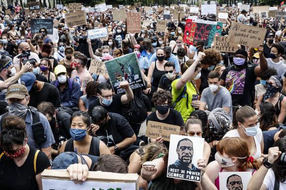 Protesti u Njujorku