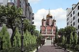 rusko srpski hram Banjaluka projekat