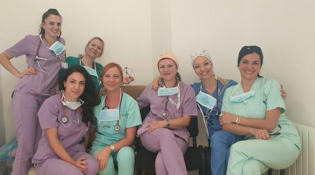 Dr Milena Stojanović jedva čeka da se vrati na posao i pomogne kolegama u borbi protiv korone