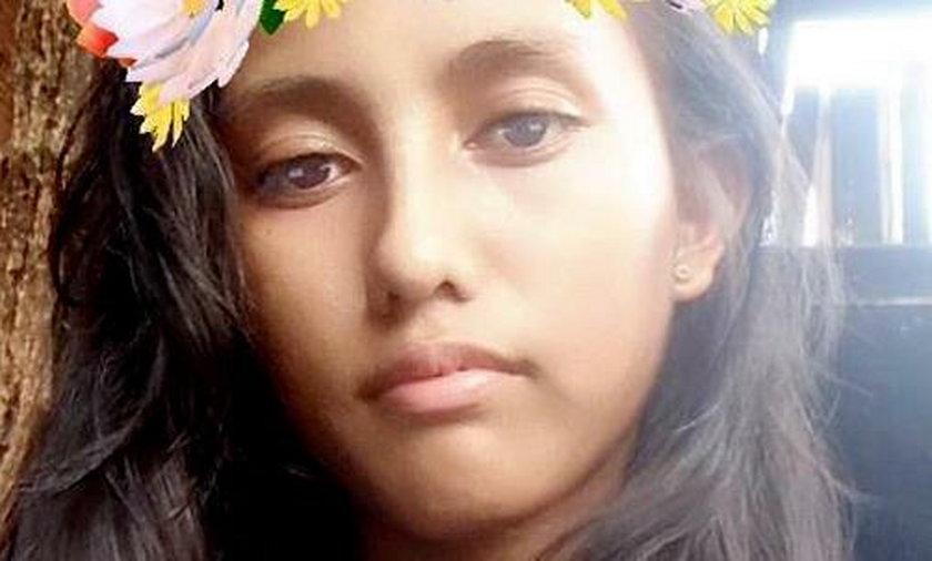 17-latka wybrała się do kościoła. Znaleziono jej ciało. Miała zmasakrowaną twarz