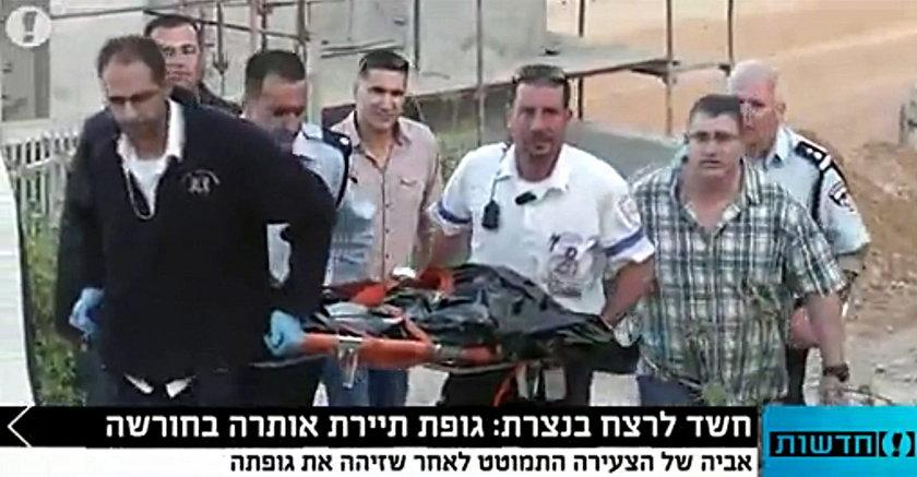 Polka zamordowana w Izraelu