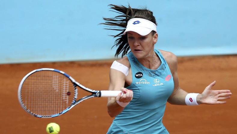 Radwańska przegrała z Woźniacką i wypadnie z czołowej dziesiątki rankingu tenisistek