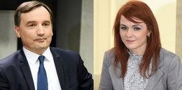 Juszczyszyn ukarał szefową Kancelarii Sejmu i grozi Ziobrze