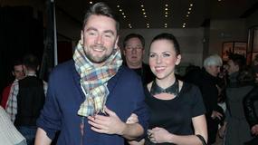 """Aleksandra Kwaśniewska pokazała romantyczne zdjęcie z mężem. """"Miło się na Was patrzy"""""""