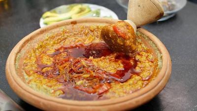 DIY Recipes: How to make the best Ghanaian Garden egg Abomu (stew)