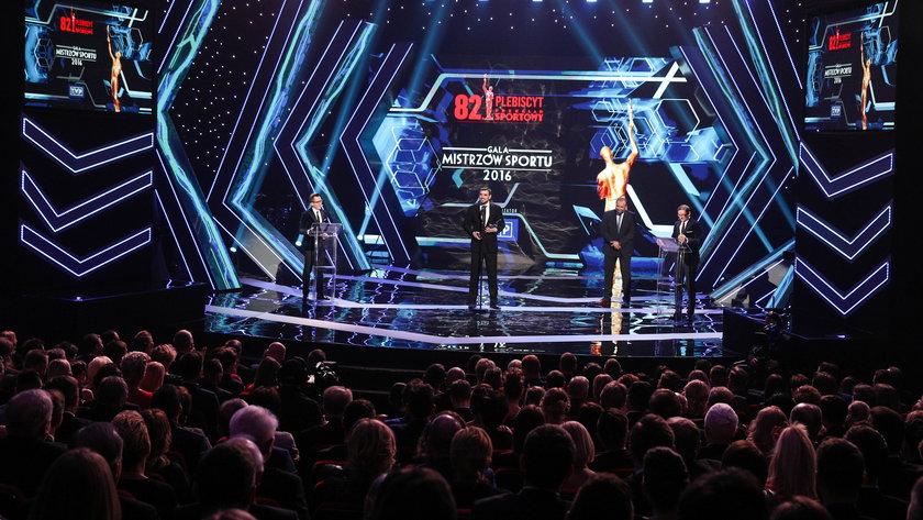 Gala Mistrzów Sportu w Teatrze Polskim