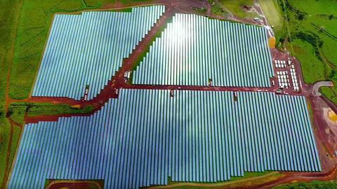 Farma składa się z 54 tysięcy paneli