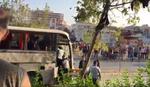 EKSPLOZIJA U TURSKOM LETOVALIŠTU Osam osoba povređeno U AUTOBUSU