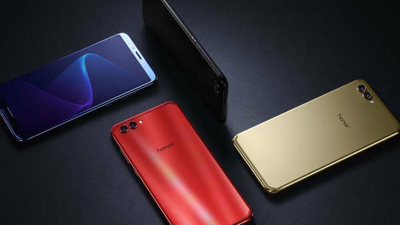 Honor V10 zaprezentowany  Solidny konkurent dla Huawei Mate