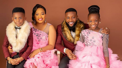 Singer KCee welcomes baby boy with wife