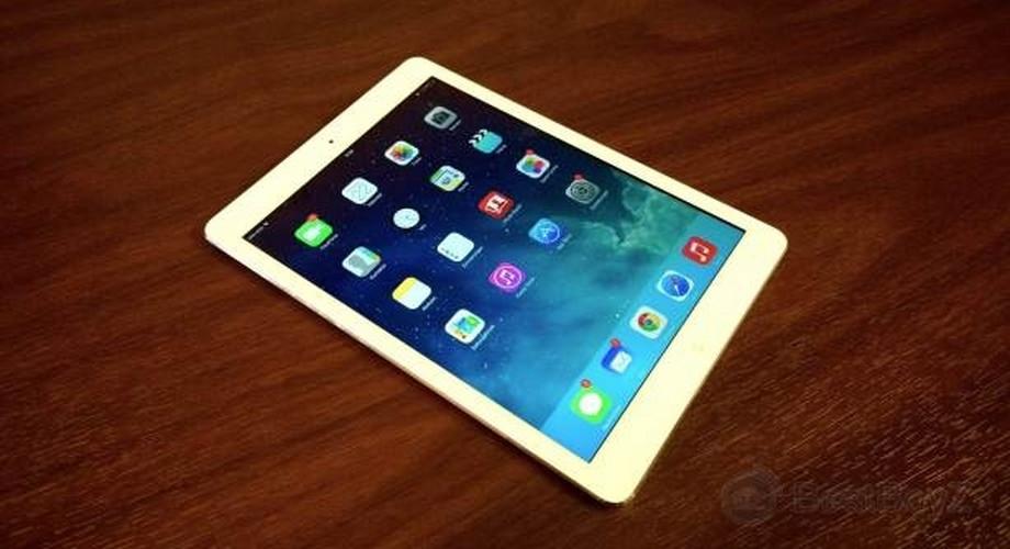 Test: Apple iPad Air
