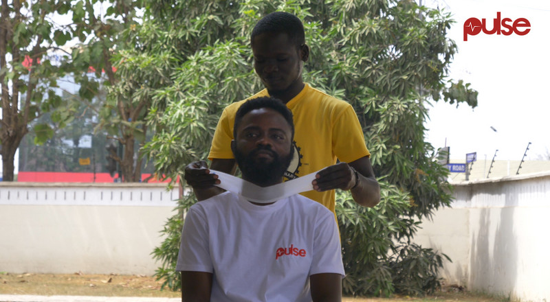 Unemployed After Graduation: This young man is loving life as a barber