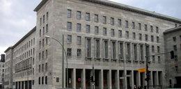 Przesyłka z materiałem wybuchowym w Ministerstwie Finansów w Berlinie