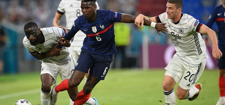 Paul Pogba błysął w meczu z Niemcami. Chce dać Francji kolejny tytuł