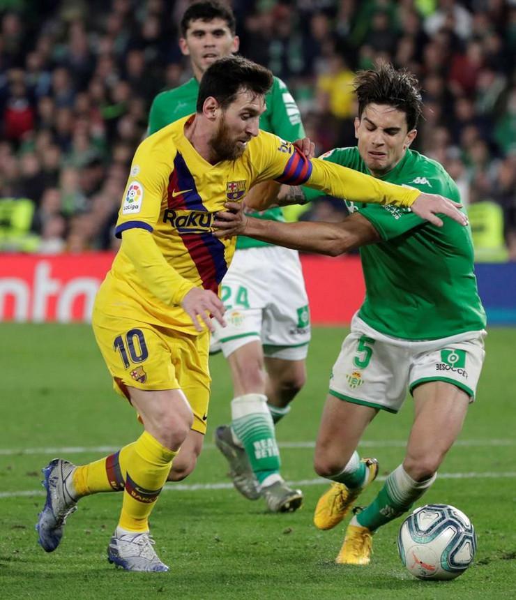 FK Betis - FK Barselona