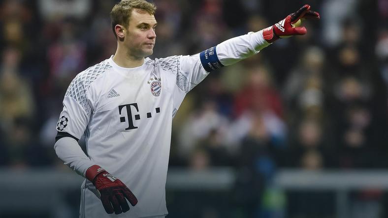 """Neuer prowokuje Real. """"Nie cieszą się, że nas wylosowali"""""""