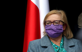 Małgorzata Manowska składa wniosek do TK. Chodzi o jawność życia publicznego