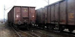 Pijani maszyniści prowadzili pociąg. Przemycali do Polski papierosy