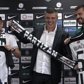 SELIDBA IZ HUMSKE Novi Pazar se pojačao u Partizanu