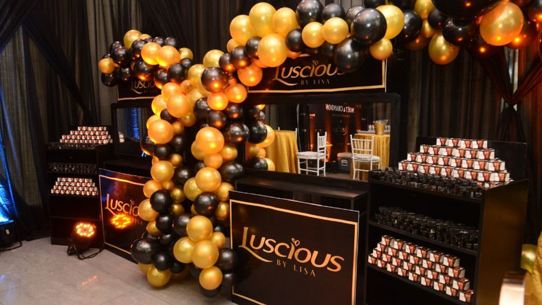 Luscious By Lisa – An urbane beauty range launches in style & class at the Oriental Hotel