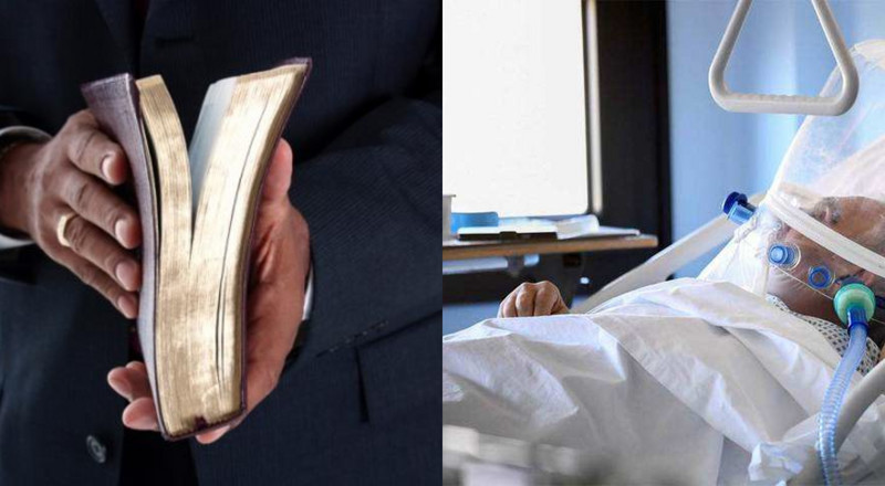 "Pastor who doubted COVID-19 finds himself in ICU after saying he's a ""no-masker"""