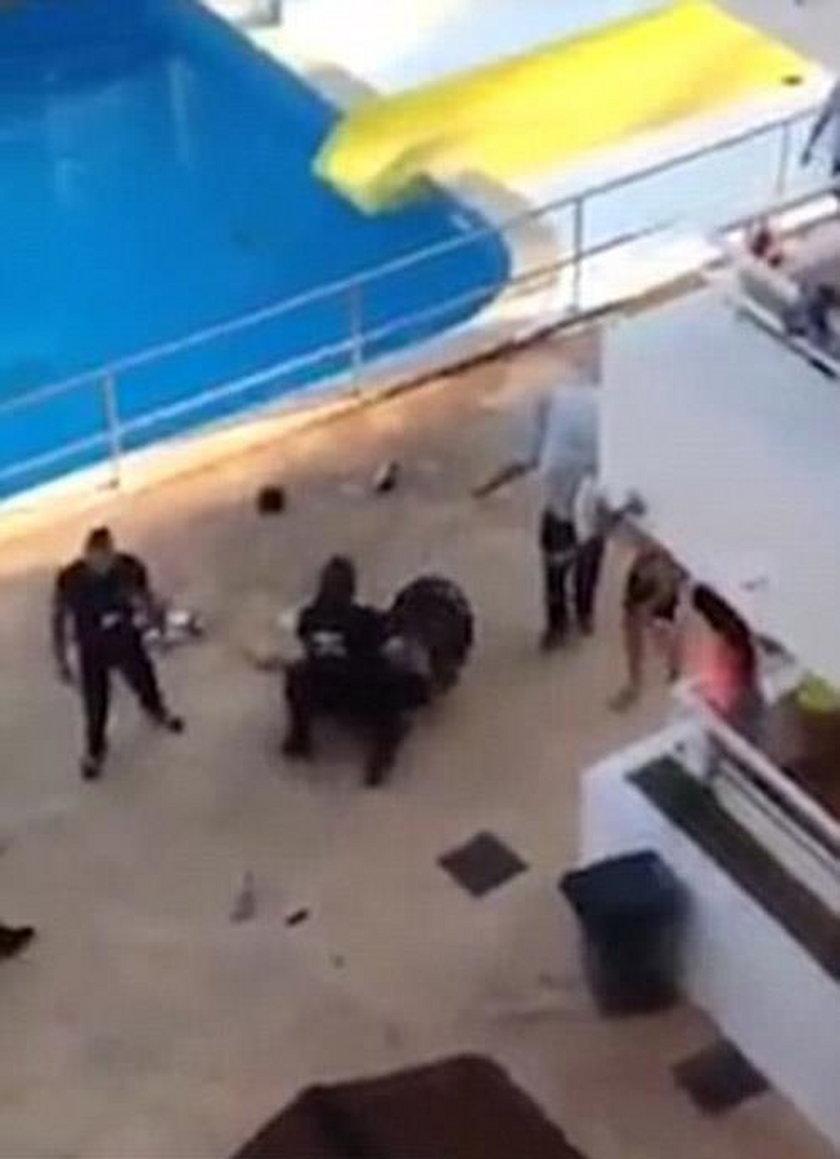 Ochroniarze z popularnego hotelu na Majorce pobili turystów